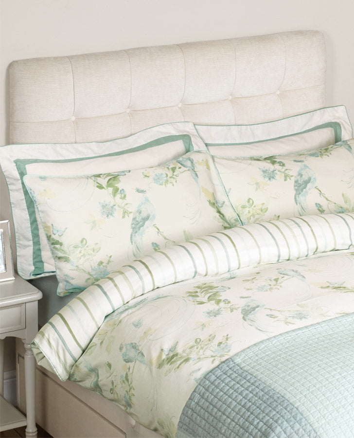 Harewood Duck Egg Duvet Cover