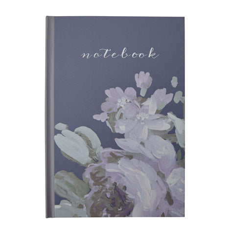 French Romantic Hardback Notebook