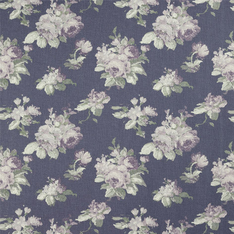 Violetta Iris Curtain Fabric