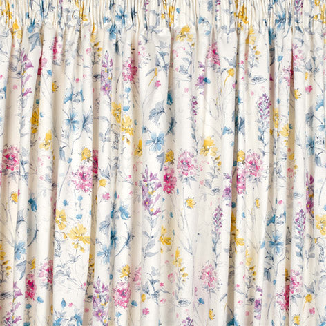 Wild Meadow Ready Made Curtains