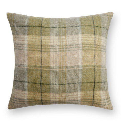Cranbourne Check Hedgerow Cushion