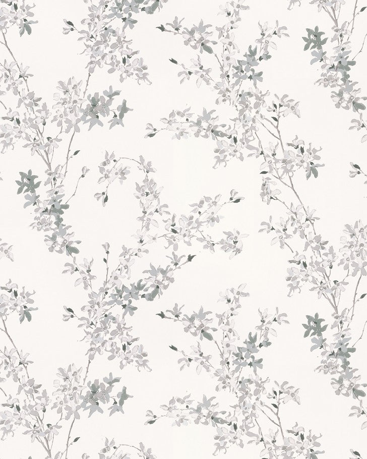 Forsythia Steel Paste The Wall Wallpaper