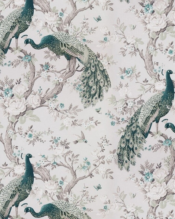 Belvedere Pale Sage Paste The Wall Wallpaper