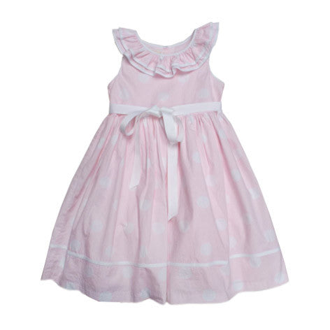Polka Dot Toddler Dress