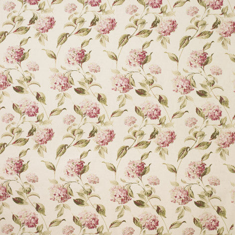 Pale Pink Floral Fabric