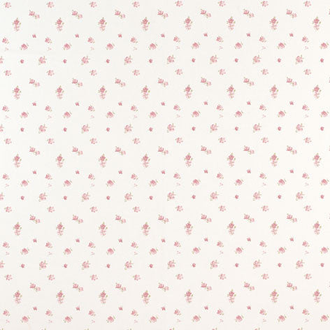 Abbeville Pink Natural Wallpaper