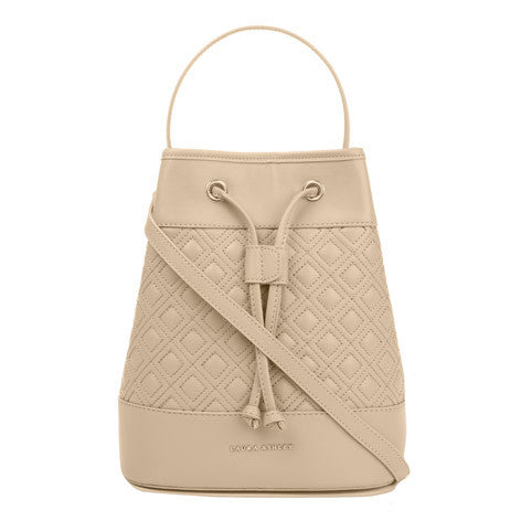 Quilted Bucket Bag