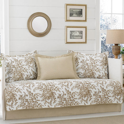 Bedford Mocha Daybed Set