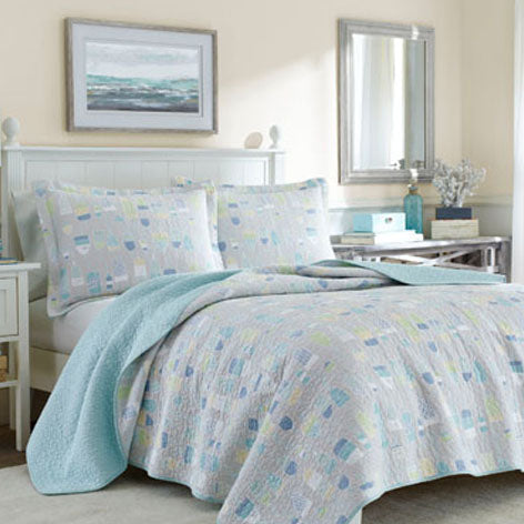 Bridgets Buoy Quilt Set