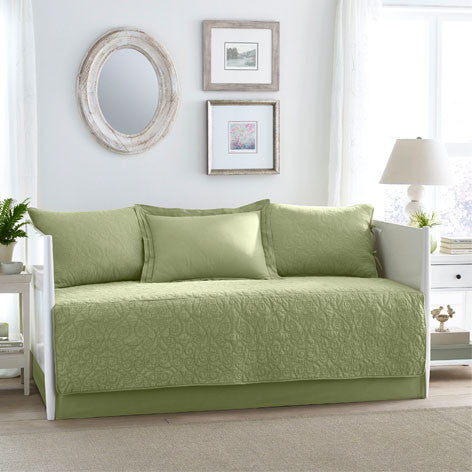 Felicity Light Green Daybed Set