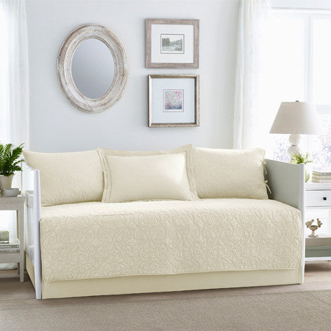 Felicity Ivory Daybed Set