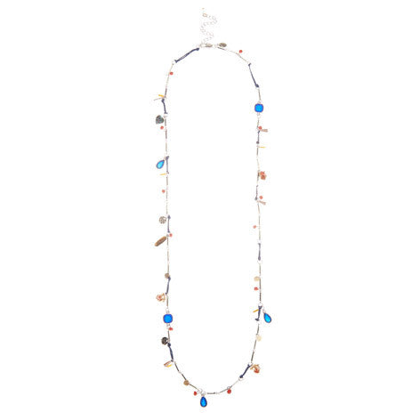 Delicate Charm Long Necklace