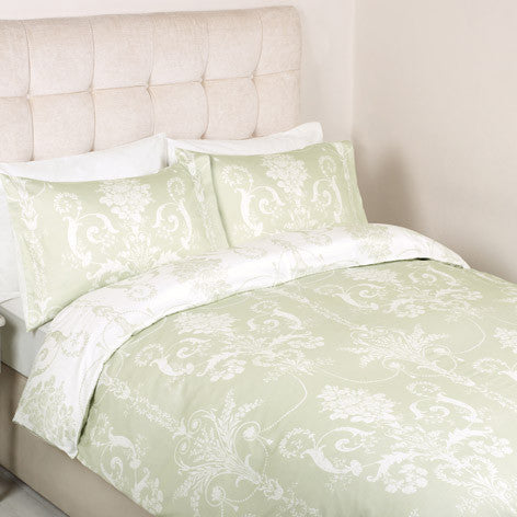 Josette Hedgerow Duvet Cover
