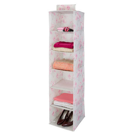 Beatrice 6 Shelf Closet Organizer
