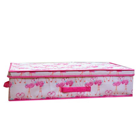 Pretty Flamingo Storage Box - Underbed