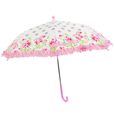 Big Kid's Ruffle Umbrella