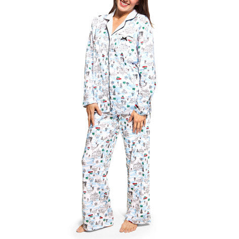 Alpine Resort PJ Set