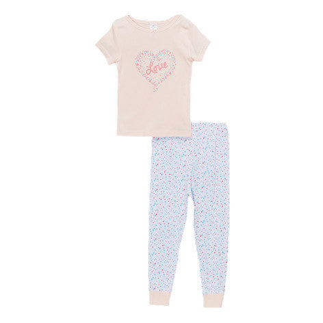 Candy Bubble Shirt and Pant PJ Set