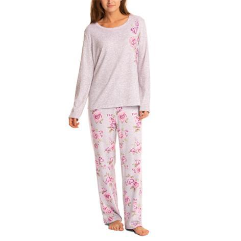 Long Pant Floral PJ Set