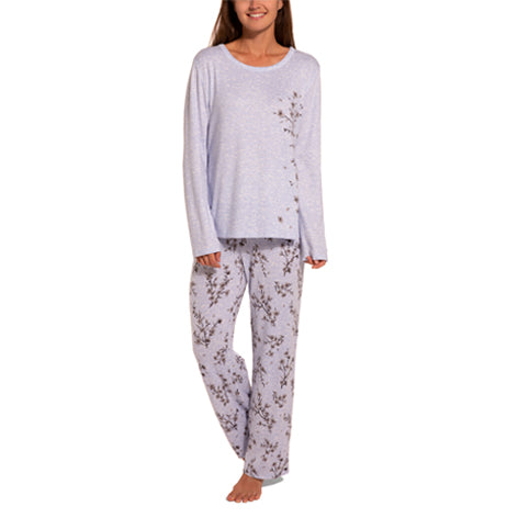Long Pant Cherry Blossom PJ Set