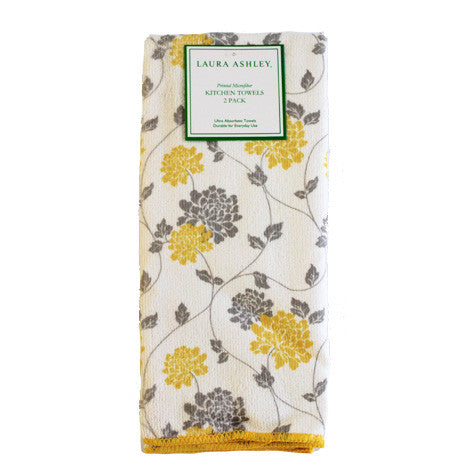 Isadore Floral Kitchen Towels