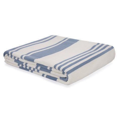 Ridley Stripe Seaspray Throw