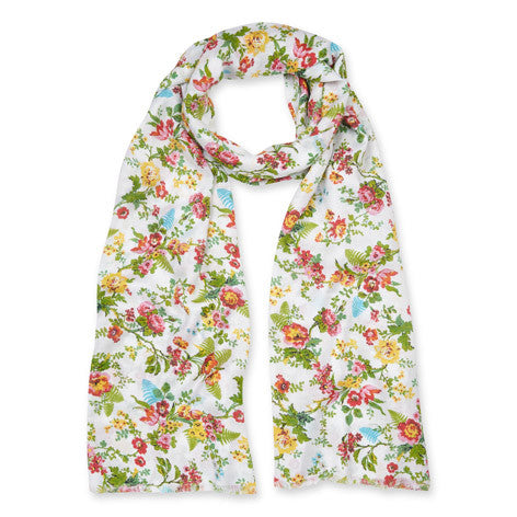 Summer Garden Party Scarf
