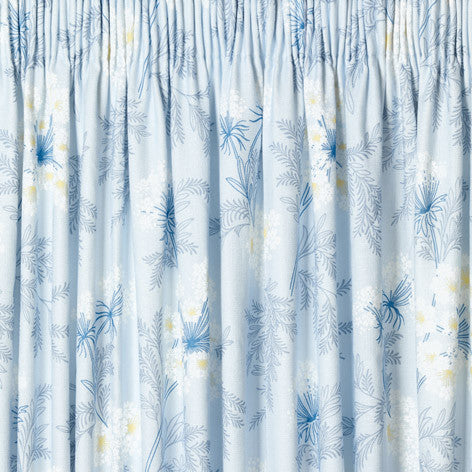 Sandford Seaspray Pencil Pleat Ready Made Curtains