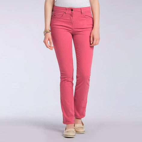 Straight Leg Soft Touch Jeans