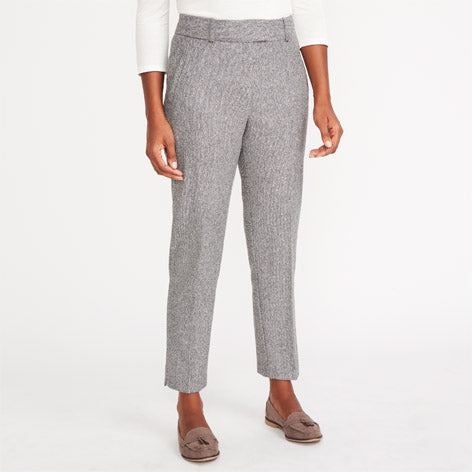 Tweed Cafe Trousers