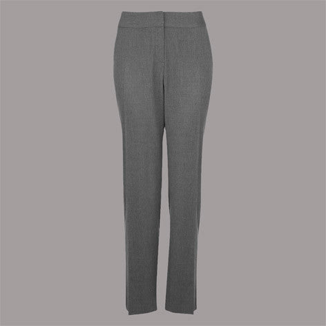 Straight Leg Side Panel Trousers