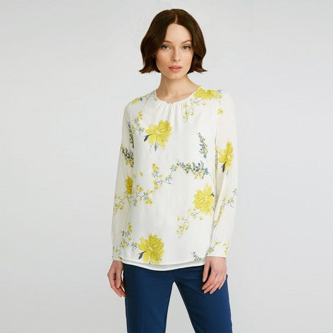 Covent Garden Double Layer Blouse