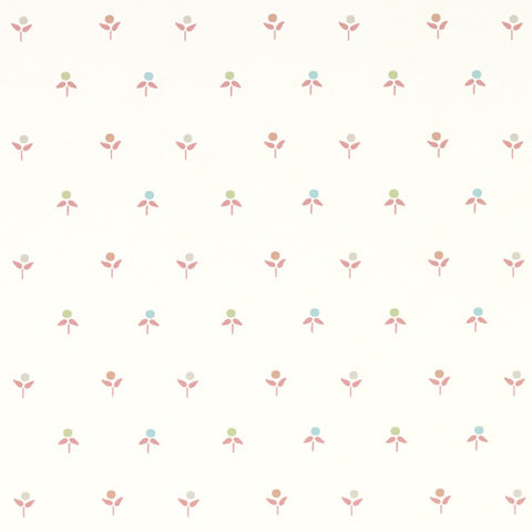 Cottage Sprig Wallpaper