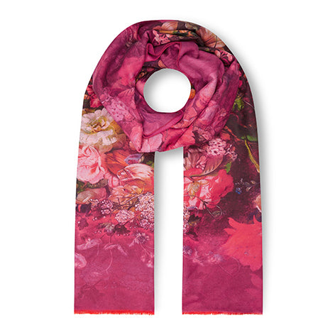 Manor Rose Reversible Scarf