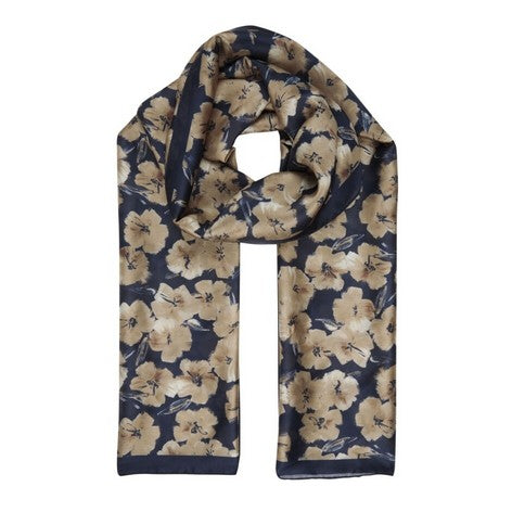 All Over Floral Soft Scarf