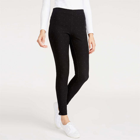 Spot Bi-Stretch Trousers