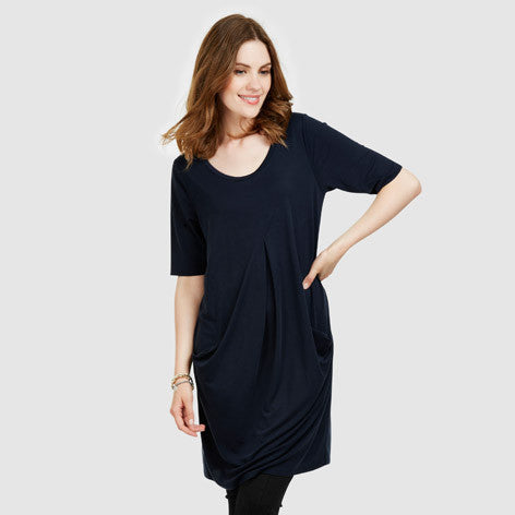 Slouch Pocket Tunic