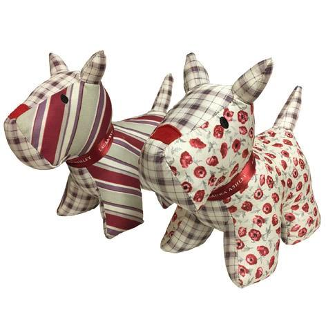 Plush Toy Westie with Squeaker
