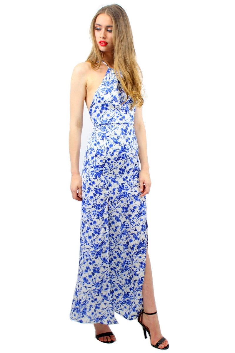 LONI Maxi Dress Navy