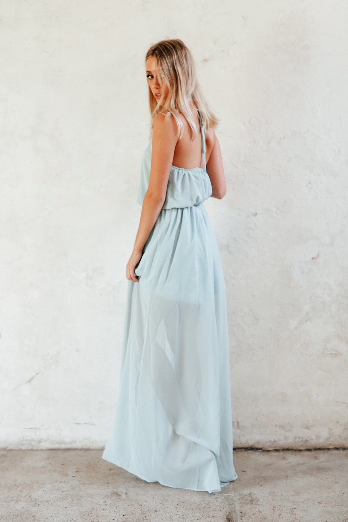 Cassie Chiffon Dress