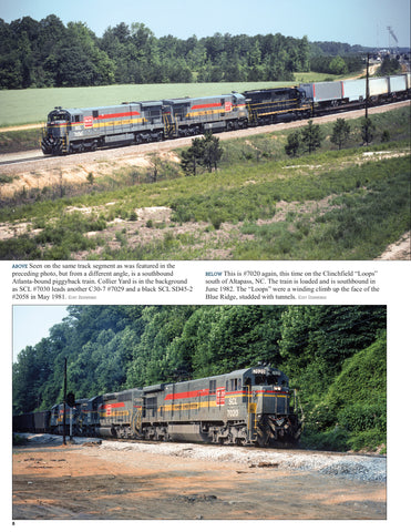 CSX Power In Color V4: 6 Axle GE's & More<br><i><small>October 1, 2019 Release</small></i>