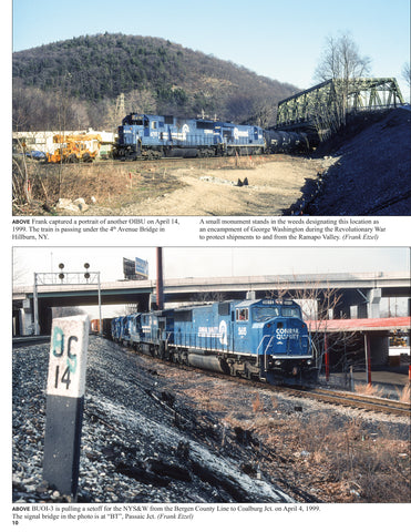 Erie Lackawanna in the Conrail Era Volume 3: 1991-1999<br><i><small>January 5, 2020 Release</small></i>