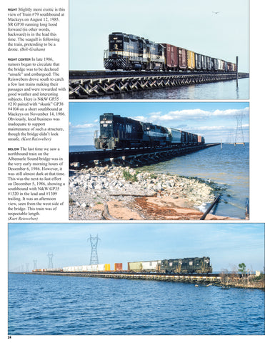 "Norfolk Southern-Southern Railway Merger In Color<br><i><small>November 1, 2020 Release</small></i><br><span style=""color:#0D5901;""><i>Holiday Release!</i></span>"