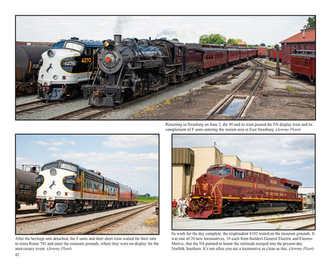 Strasburg Rail Road - A Photographic Tribute (Softcover)<br><i><small>July 1, 2020 Release</small></i>