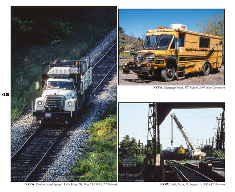 Railroad Truck Color Portfolio Volume 2: K-Y (Softcover)<br><i><small>May 1, 2021 Release</small></i>