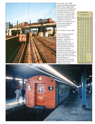 Long Island Rail Road Multiple Unit Cars Volume 1: Cars Built 1905-1949<br><i><small>April 1, 2020 Release</small></i>