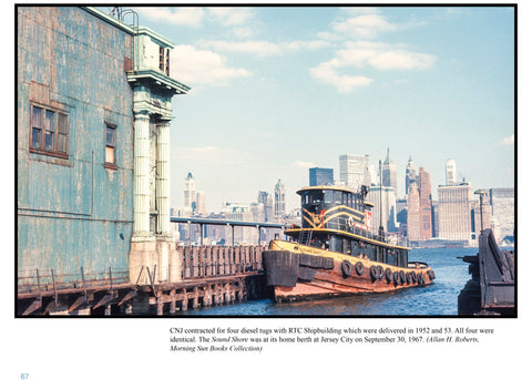 Waterfront Railroads of New York Harbor Volume 2 (eBook)