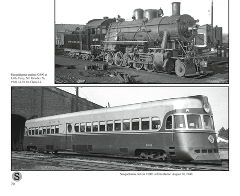 Railfanning the Northeast 1934-1954 with Richard T. Loane Volume 3: Erie, M&E, NYS&W, W-B&E, M&U, L&NE, NYO&W (Softcover)<br><i><small>July 1, 2019 Release</small></i>