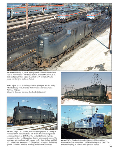 Penn Central In the Conrail Era V1: 1976-79<br><i><small>November  15, 2019 Release</small></i><br><font color =0D5901><i>Holiday Release!</i><font>