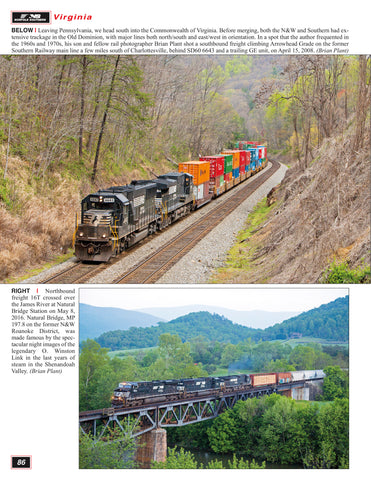 Norfolk Southern In Color Volume 2: 1999-2019